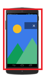 Google Adsense モバイル全画面広告